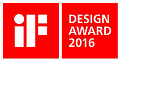 Logo des If Design Award 2016