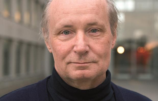 Das Bild zeigt den Theologen, Philosophen und Psychoanalytiker Eugen Drewermann.
